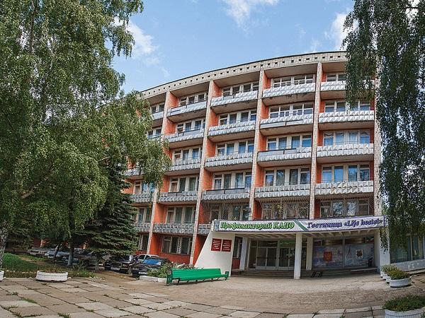 Отель Лайф Хостел,Общий вид отеля