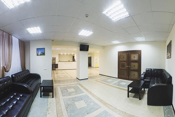 Отель Лайф Хостел,Холл