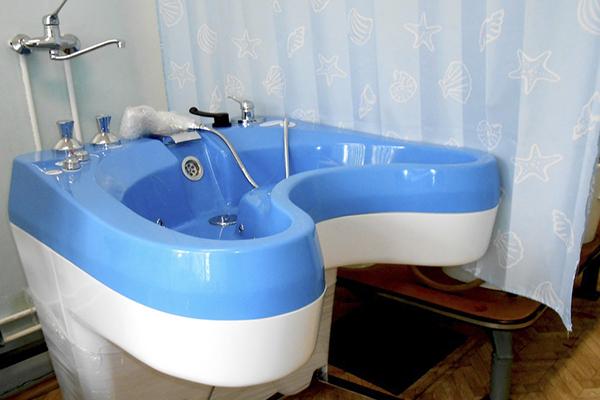 вихревая ванна для рук