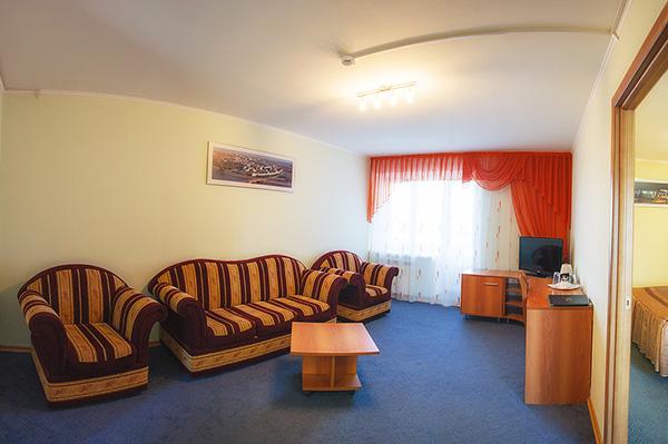 Отель Авиатор,Премьер (гостиная)