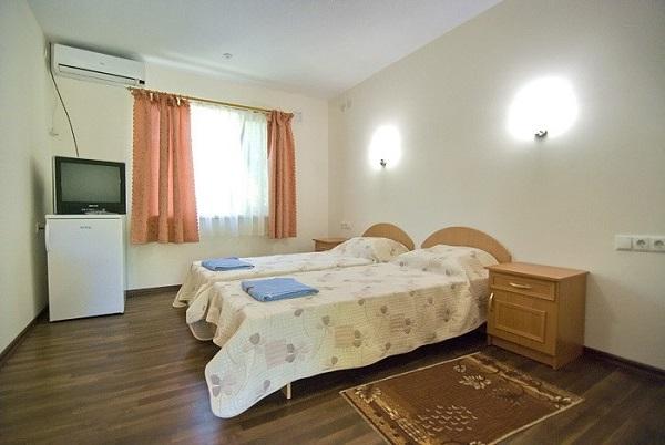 Гостиница Караголь,Стандарт Б эконом 2 местный