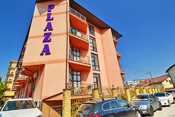 Отель Плаза,Внешний вид