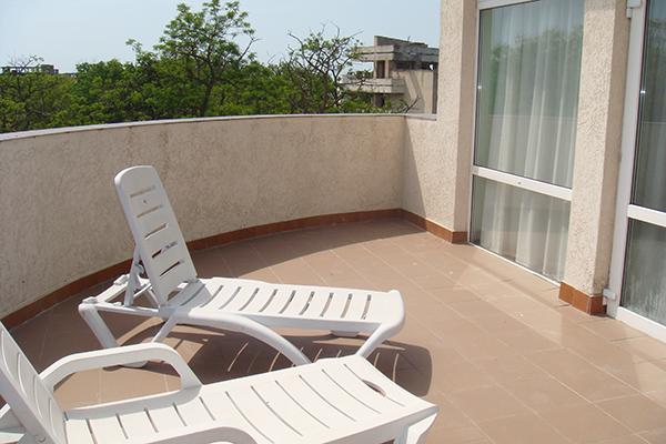 Балкон Полулюкс 2-местный 1-комнатный