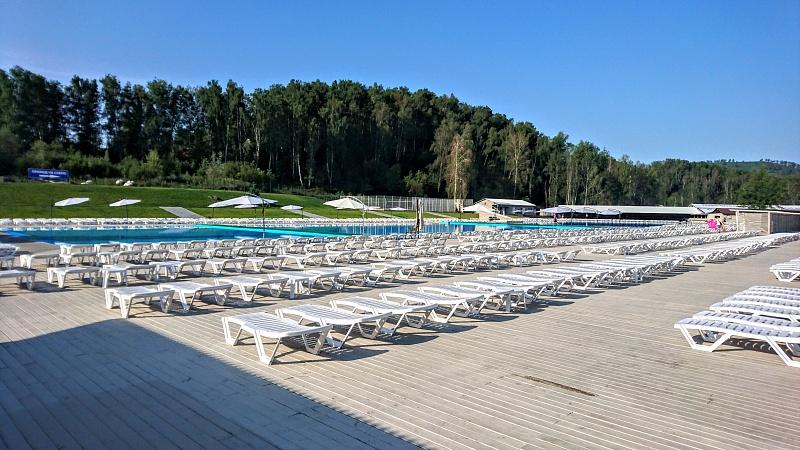 Парк-отель Ая,Комплекс бассейнов Алтайская Ривьера (3)