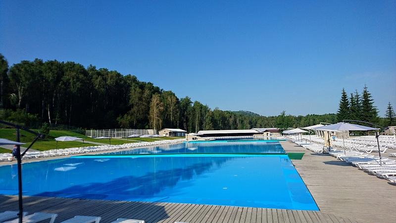 Парк-отель Ая,Комплекс бассейнов Алтайская Ривьера (4)