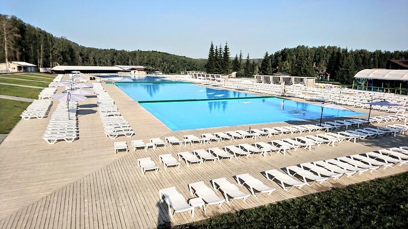 Парк-отель Ая,Комплекс бассейнов Алтайская Ривьера (5)