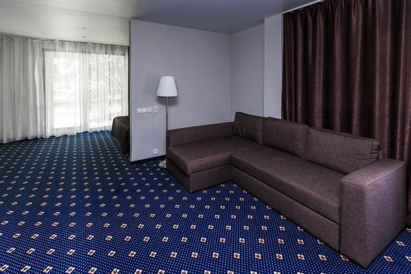 Люкс 2-местный 2 комнатный (корпус Шале) (6)