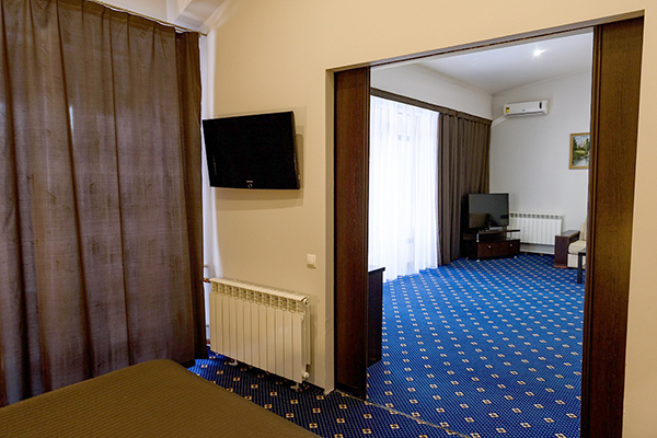 Люкс 2-местный 2 комнатный (корпус Югославский) (3)