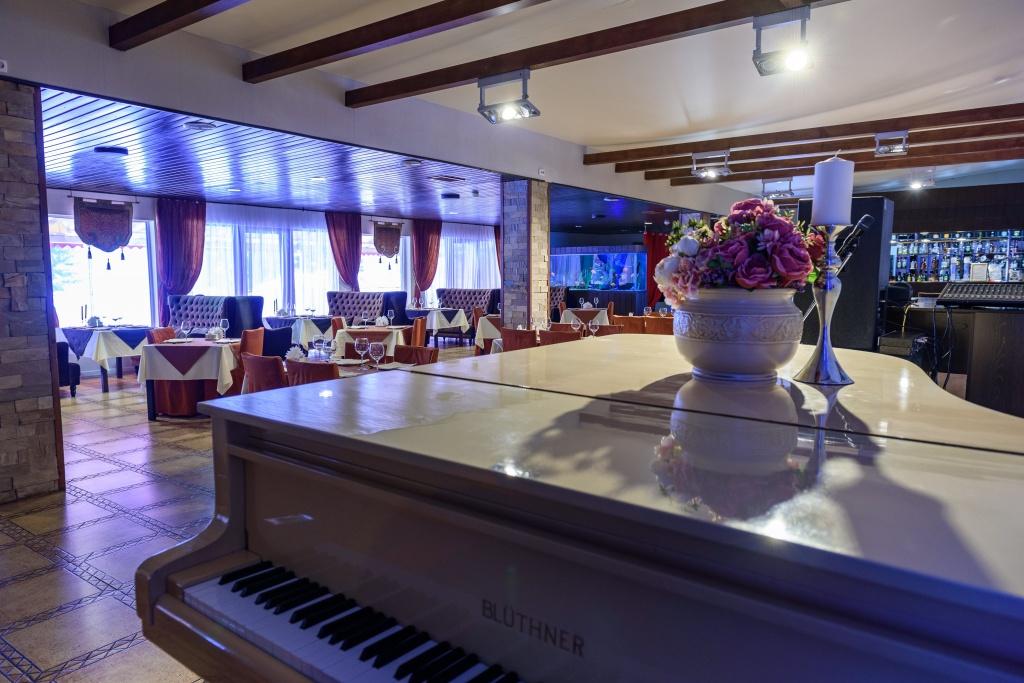 Ресторан Грааль (5)