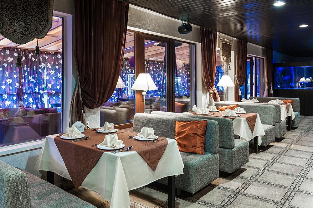 Ресторан Грааль (6)