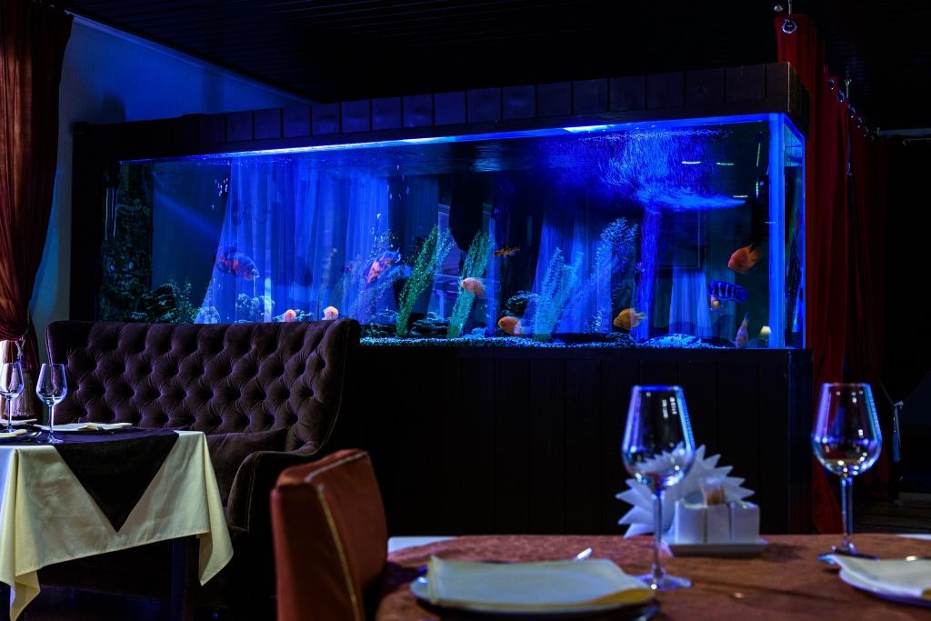 Ресторан Грааль (9)
