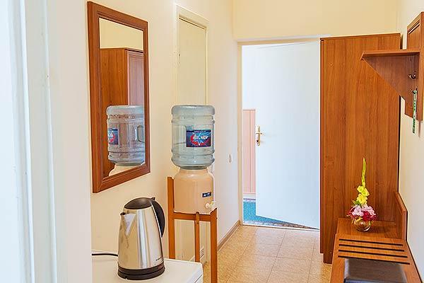 Гостиничный комплекс Корона,Полулюкс 2-местный 1-комнатный
