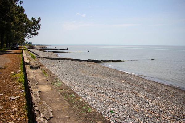 Санаторно-курортный комплекс Жемчужина ,Городской пляж