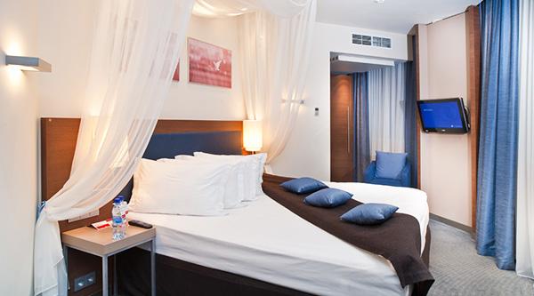 Отель Ramada Екатеринбург,Номер