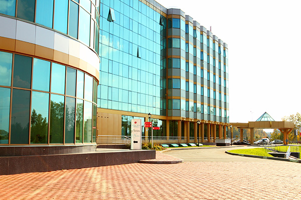 Отель Ramada Екатеринбург,Внешний вид