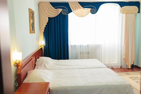 Гостиница Лиана,Апартаменты 4-местные (супер)