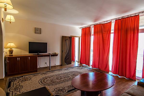 Апартаменты 4-местные (1 класс)