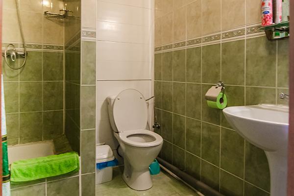 Люкс 2-местный 2-комнатный санузел