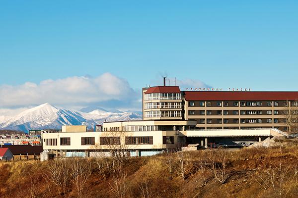 Отель Гейзер,Внешний вид
