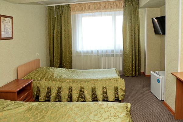 Отель Гейзер,Двухместный стандарт