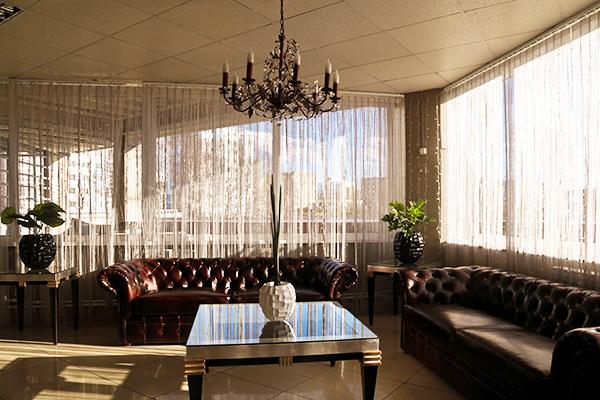 Отель Гейзер,Холл
