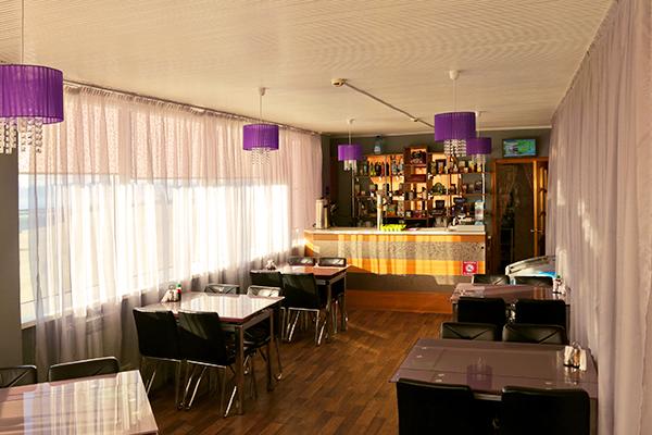 Отель Гейзер,Ресторан