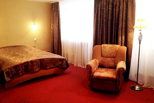 Отель Амакс Сити отель,Студия