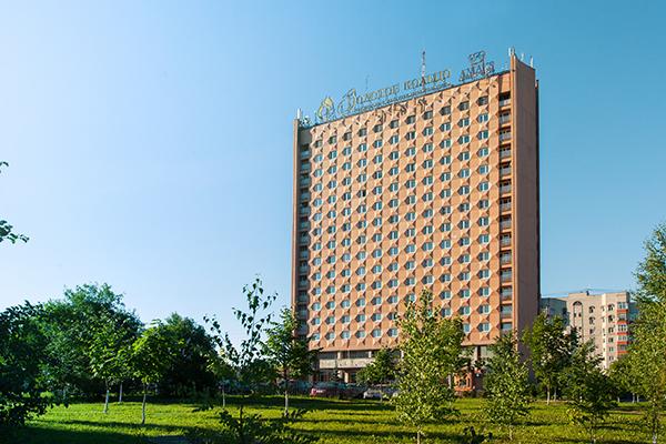 Отель Амакс Золотое Кольцо,Фасад