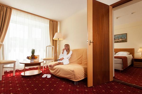 Отель Амакс Золотое Кольцо,Люкс 2-комнатный