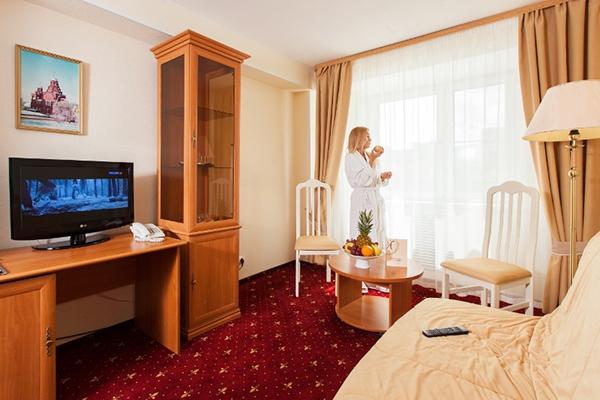 Отель Амакс Золотое Кольцо,Люкс