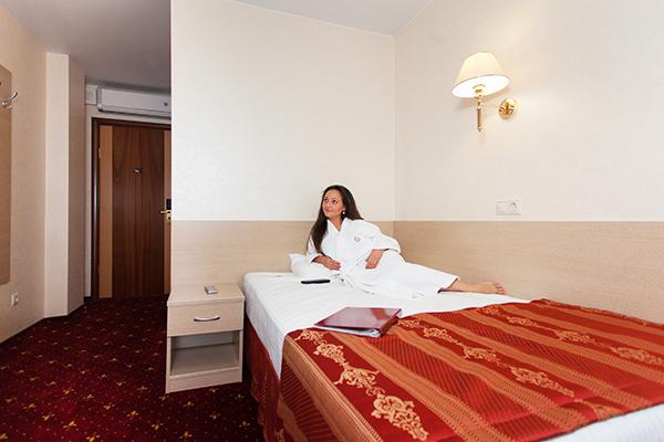 Отель Амакс Золотое Кольцо,Бизнес 1-местный