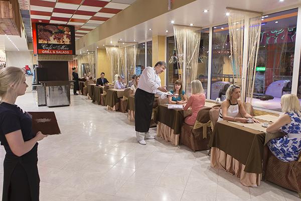 Ресторан «Дель-Мар»