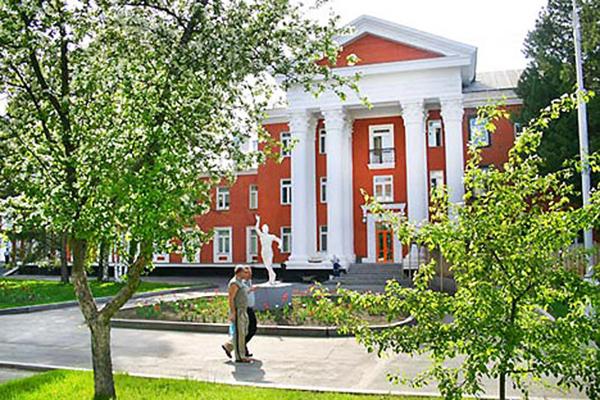 Курортный комплекс Усть-Качка (курорт),Русь