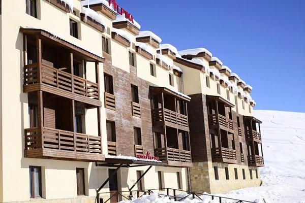 Отель Alpina,