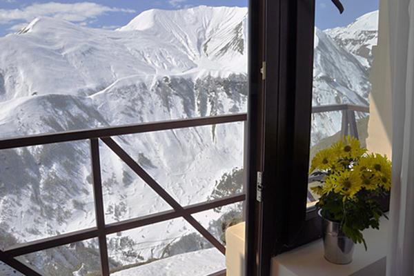 Отель Monte Gudauri,