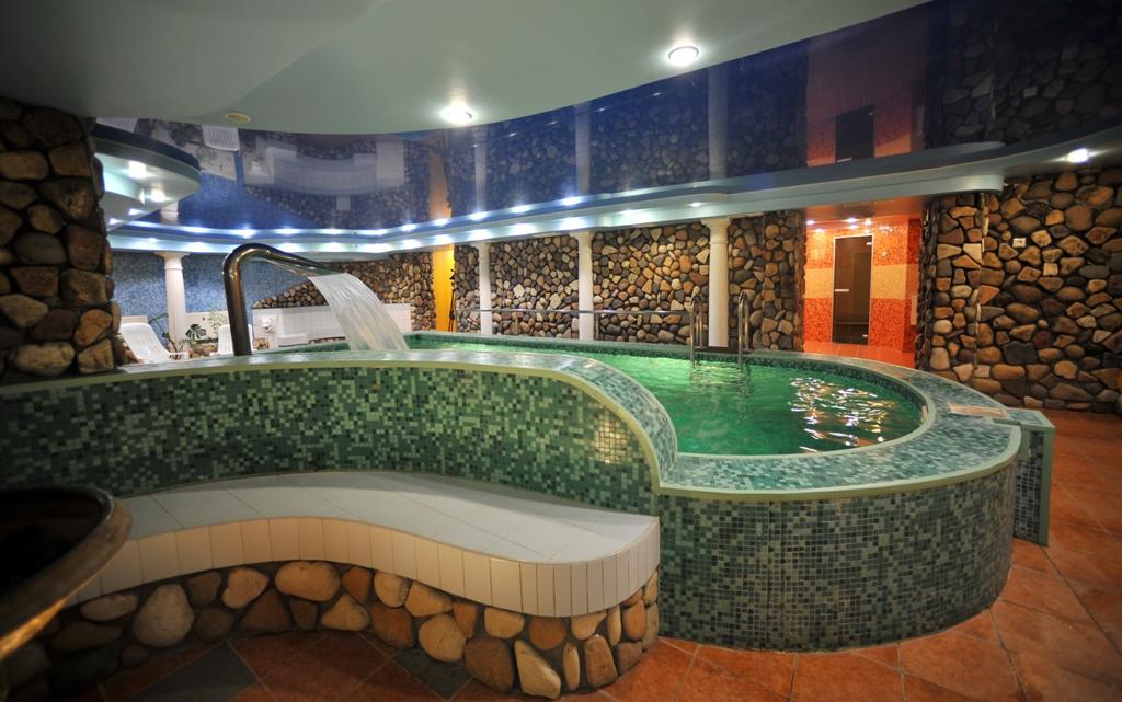 Отель Heliopark THALASSO,Веллнесс центр 2