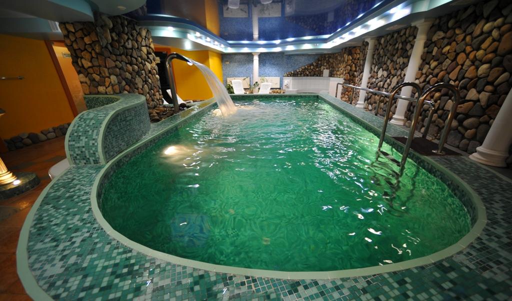 Отель Heliopark THALASSO,Веллнесс центр