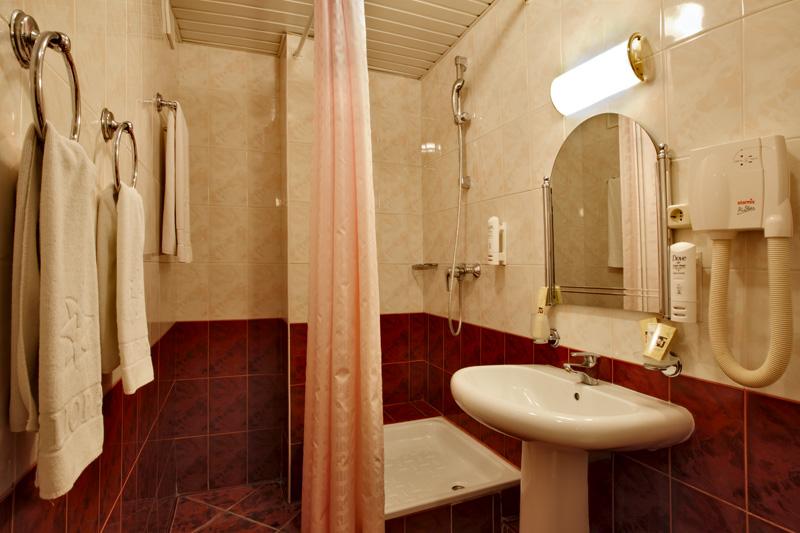 Отель Heliopark THALASSO,Люкс двухкомнатный 2 корпус спальня