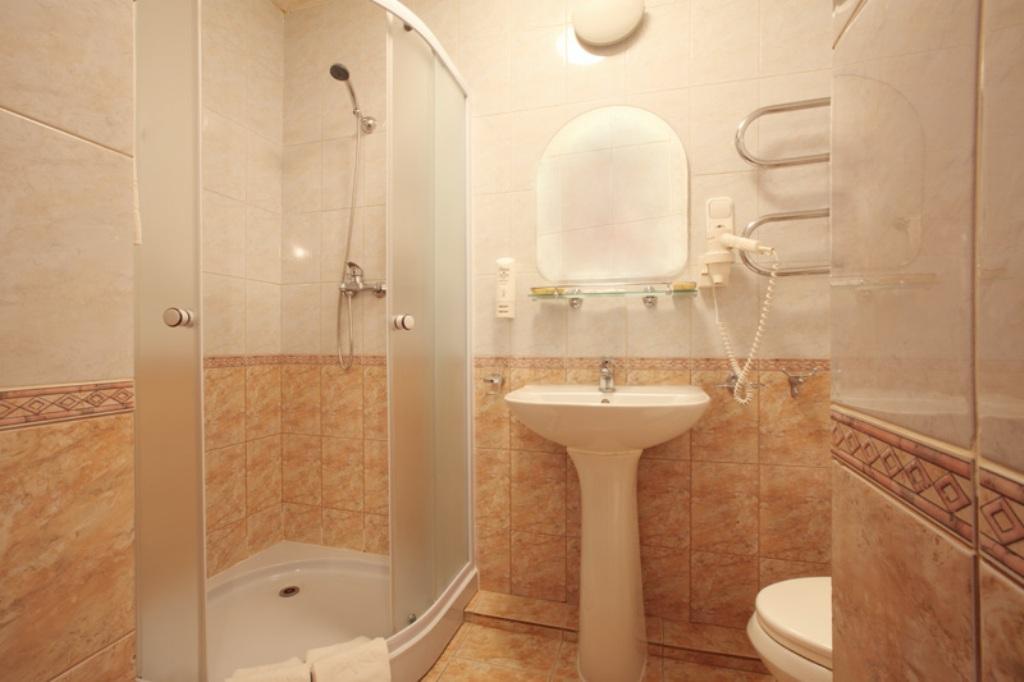 Люкс двухкомнатный корпус3 ванная