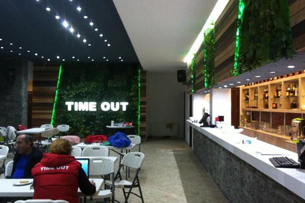 Отель Time Out,