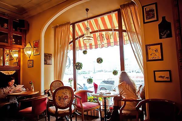 Гостиница Best Western Plus Center,Кафе