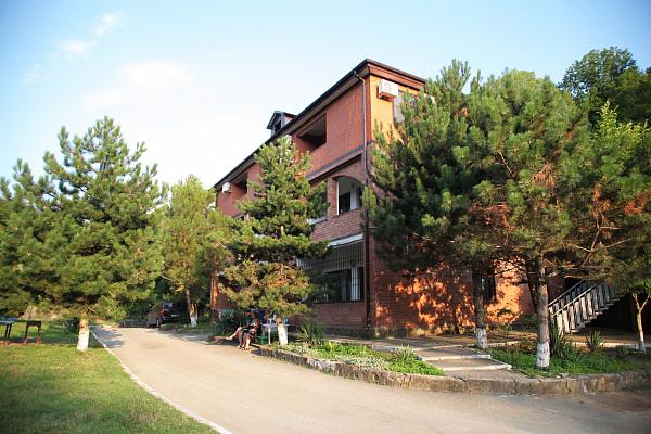 База отдыха А-море ,Корпус номерами категории апартаменты