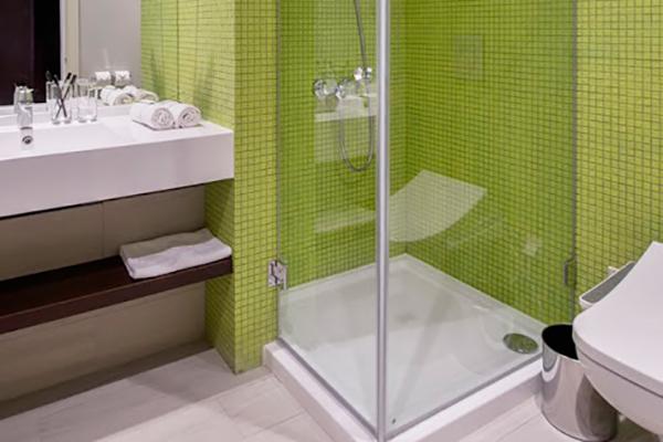 Центр оздоровления VERBA MAYR,Ванная комната COMFORT DOUBLE ROOM