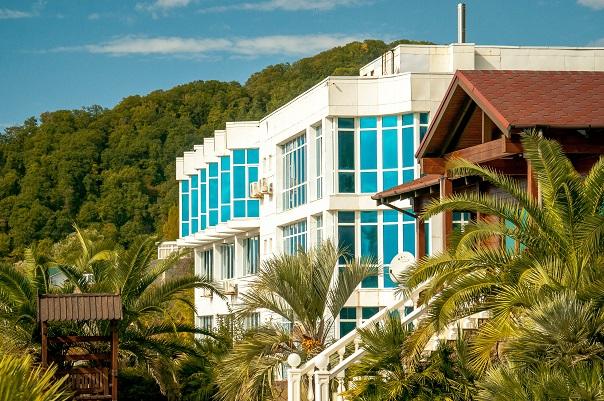 Отель Усадьба-Вип,Внешний вид