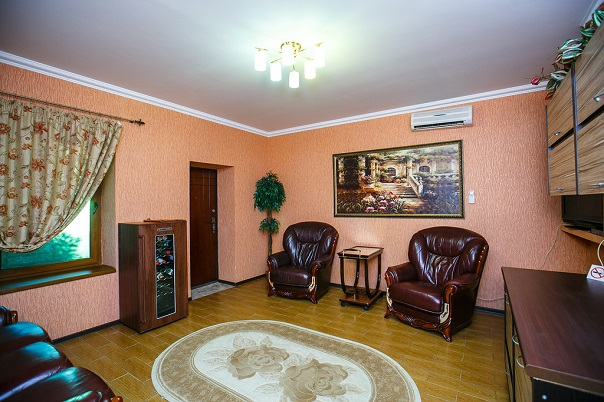 Апартаменты 2-комнатные 1-й вариант