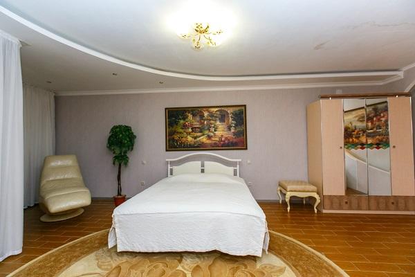 Апартаменты 2-комнатные 2-й вариант