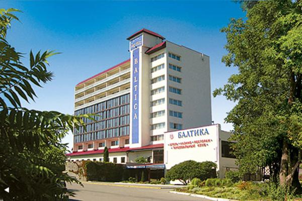 Отель Балтика отель,Внешний вид