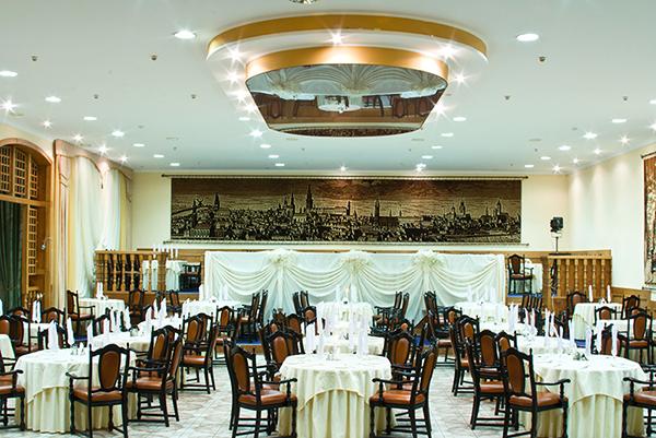 Отель Балтика отель,Банкетный зал