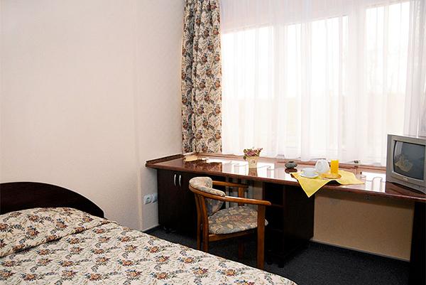 Отель Балтика отель,1-местный