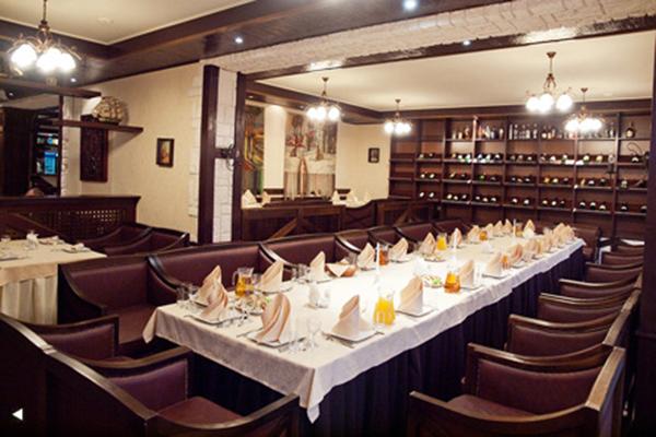 Отель Балтика отель,Ресторан